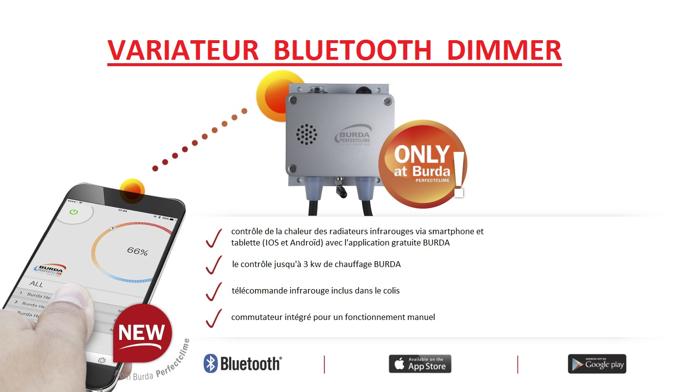 Burda Bluetooth Dimmer