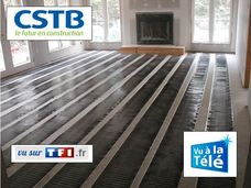 Step warmfloor CSTB