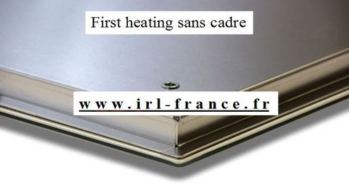 First heating sans cadre